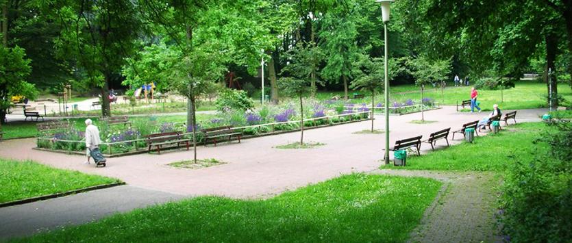 Essen: capitale europea del verde